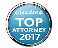 Top Pasadena Attorney 2017